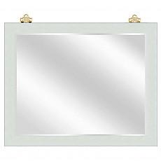 벽걸이용 거울(white)