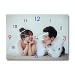 사진 포토 탁상 시계 주문제작 가족 아이 연인 기념일선물