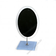 아트 스텐드 거울-타원